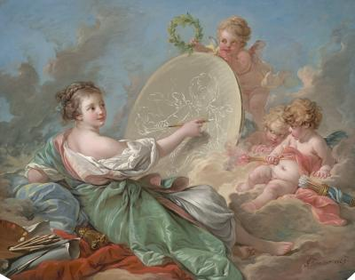 Image for Allegory of Painting