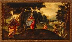 Image for The Flight into Egypt