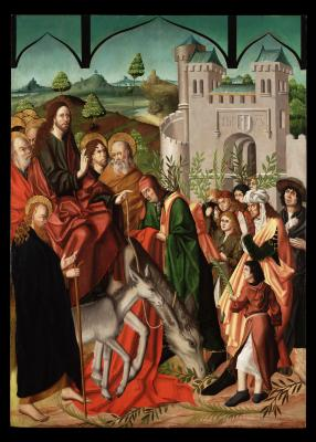 Image for The Entry into Jerusalem