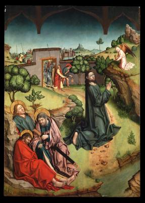 Image for The Agony in the Garden