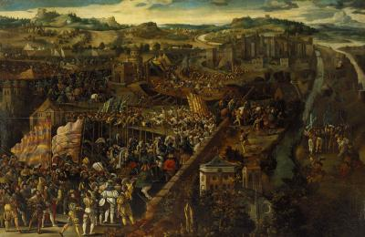 Image for Battle of Pavia