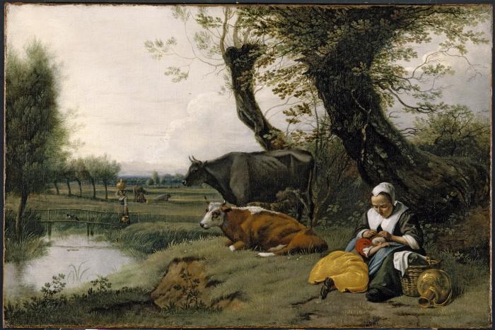 Image for Pastoral Scene