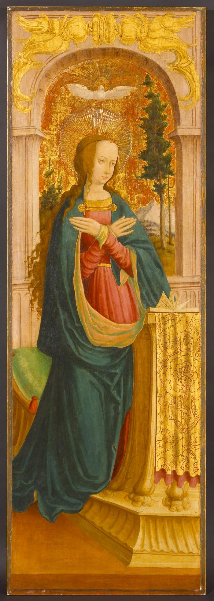 Image for Virgin Annunciate