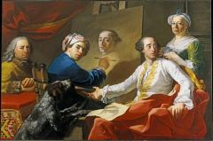 Image for Group Portrait, A