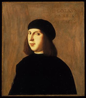 Image for Portrait of Niccolo Fabri