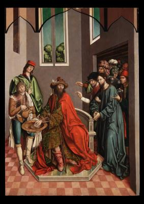 Image for Pilate Washing His Hands