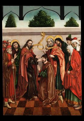 Image for The Healing of the Blind Bartimaeus
