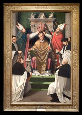 Image for The Consecration of Saint Eligius