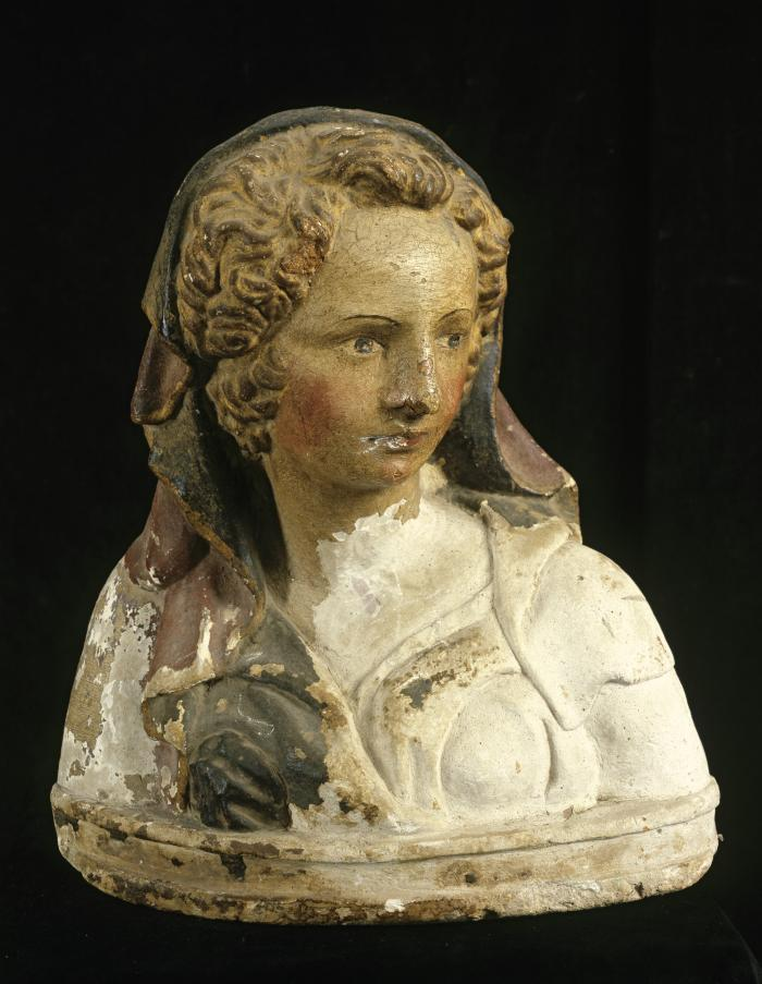 Image for Bust of a Woman