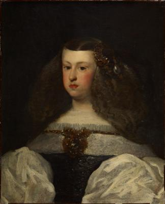 Image for Doña Mariana of Austria, Queen of Spain