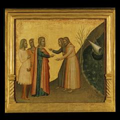 Image for Acteus and Eugenius Imploring Saint John the Evangelist to Restore Their Wealth