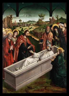 Image for The Raising of Lazarus