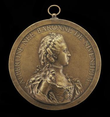 Image for Albertine de Nivenheim