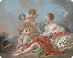 Image for Allegory of Music