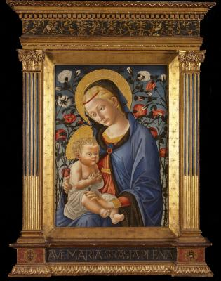Image for The Virgin and Child