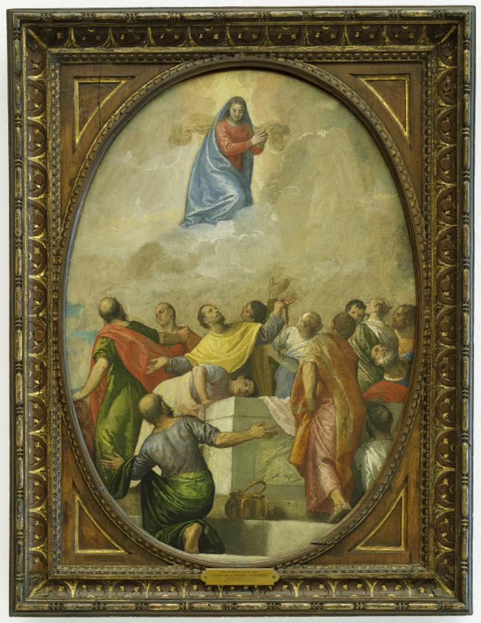 Image for The Assumption of the Virgin