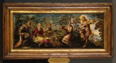 Image for The Contest of Apollo and Marsyas or Pan
