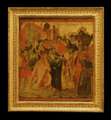 Image for The Capture of Christ in the Garden