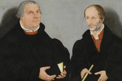 Image for Martin Luther (1483-1546) and Phillipp Melanchthon (1497-1560)
