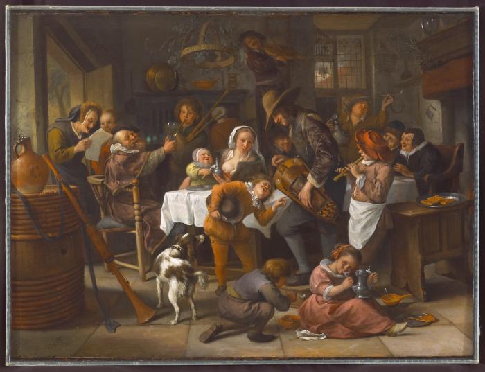 Image for Soo de Ouden Songen, Soo Pijpen de Jongen (As the Old Sing, So Pipe the Young)