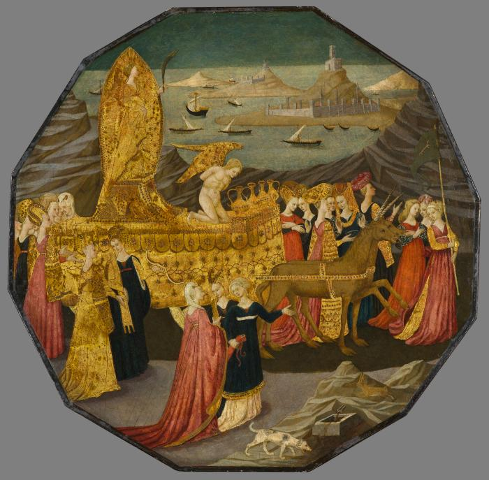 Image for The Triumph of Chastity