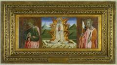Image for Saint John the Evangelist, the Assumption of the Virgin, and Saint Ansanus