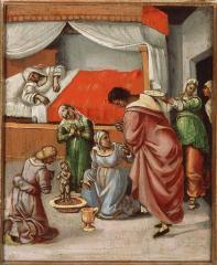 Image for Birth of St. Nicholas of Bari