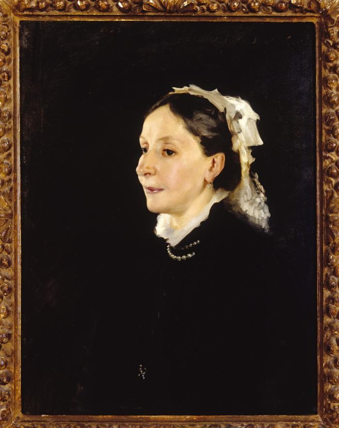 Image for Portrait of Mrs. Daniel Sargent Curtis