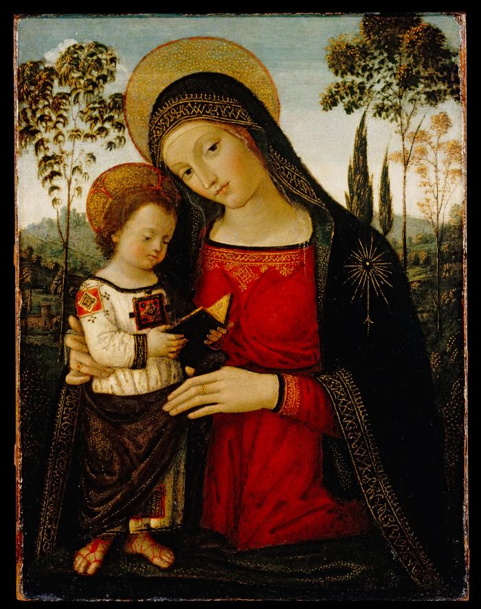 Image for Madonna and Child