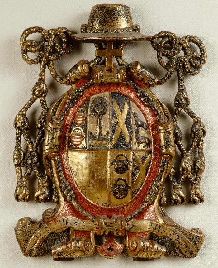 Image for Coat of Arms of a Bishop
