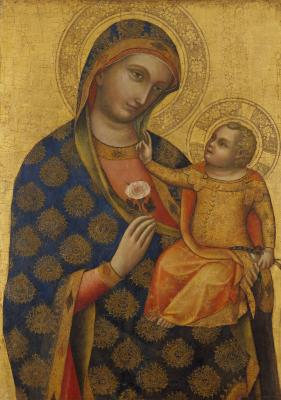 Image for Madonna and Christ Child