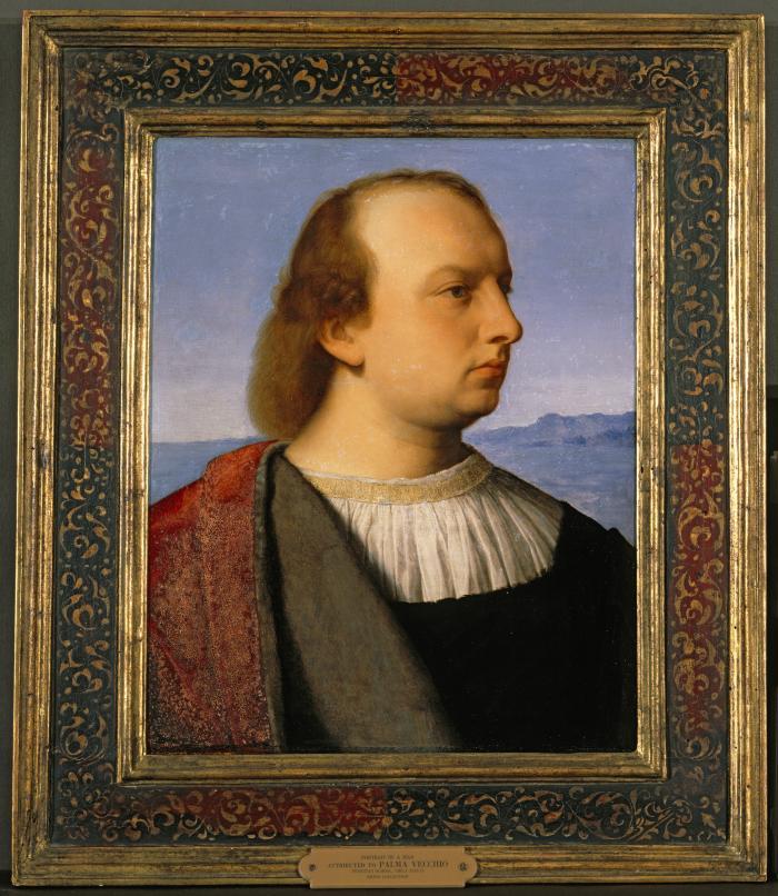 Image for Portrait of Giambattista Memmo