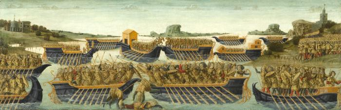 Image for The Battle of Actium