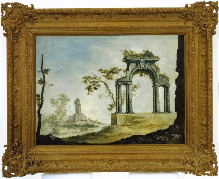 Image for Landscape with Ruins