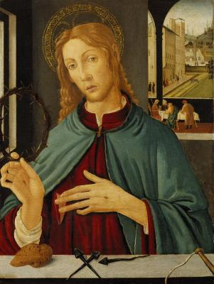 Image for Christ with Instruments of the Passion