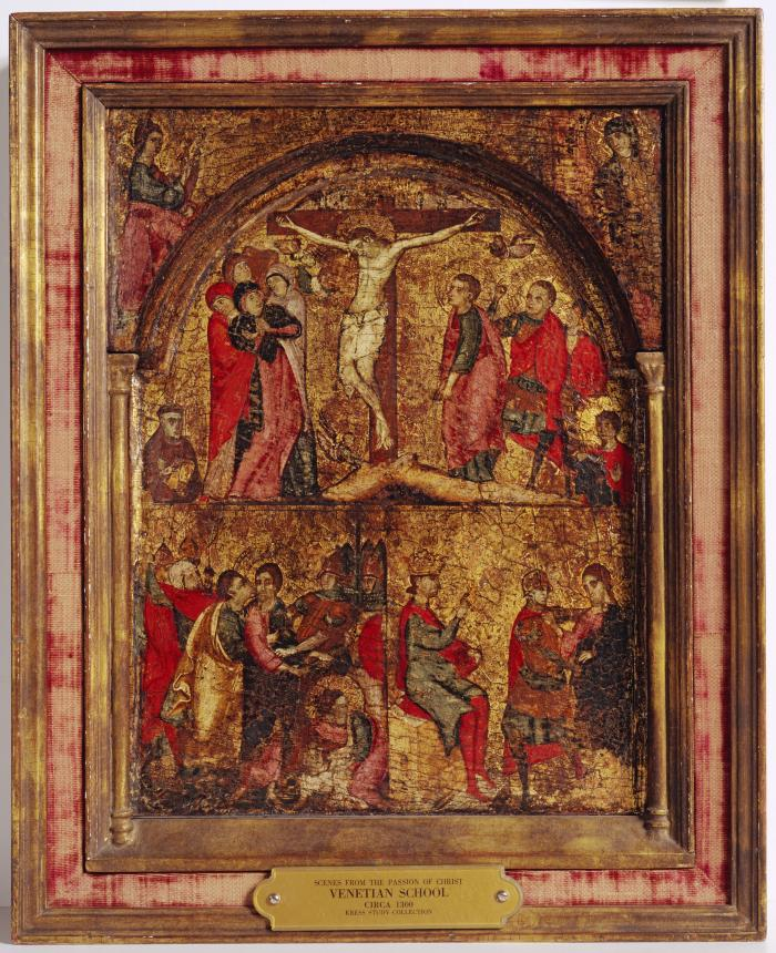 Image for Scenes from the Passion of Christ: Crucifixion, The Betrayal of Christ, Christ before Pilate