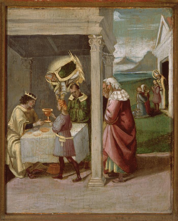 Image for Saint Nicholas Rescues Adeodatus