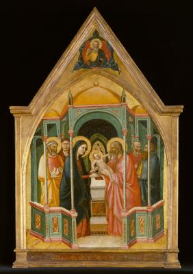 Image for Presentation of the Christ Child in the Temple