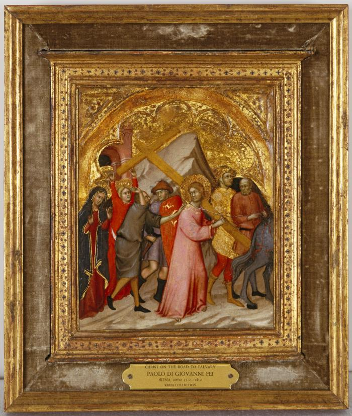 Image for Christ on the Road to Calvary