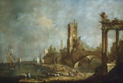 Image for Capriccio of a Harbor