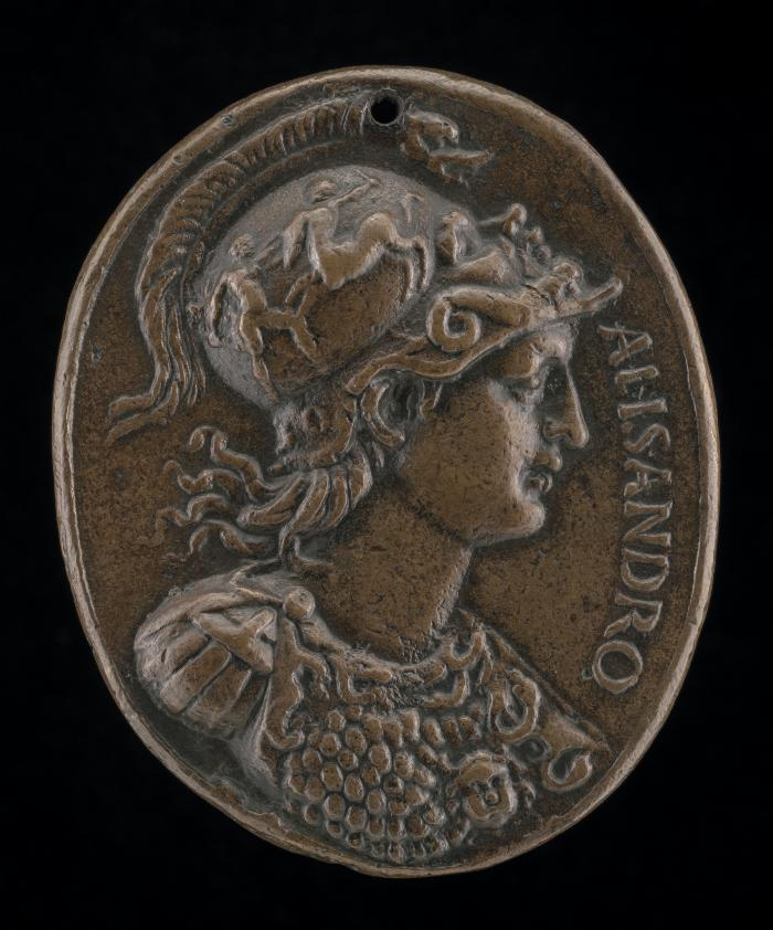 Image for Bust of Alexander
