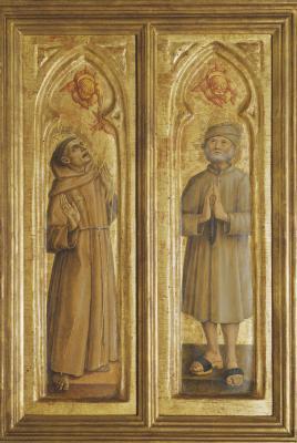 Image for Saint Francis Receiving the Stigmata