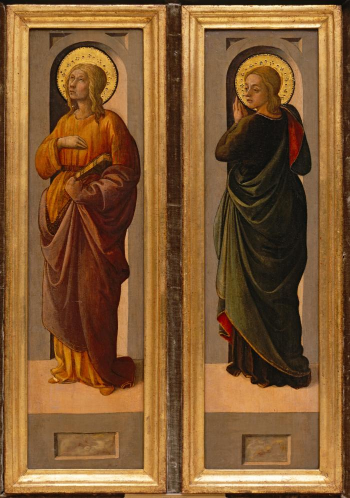 Image for Two Saints