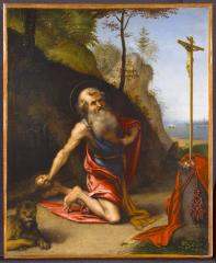 Image for Saint Jerome in the Wilderness