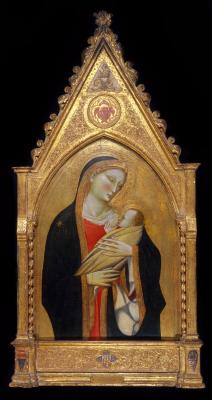Image for Madonna Nursing Her Child
