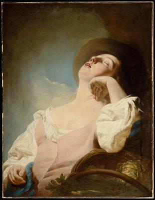 Image for Sleeping Country Girl