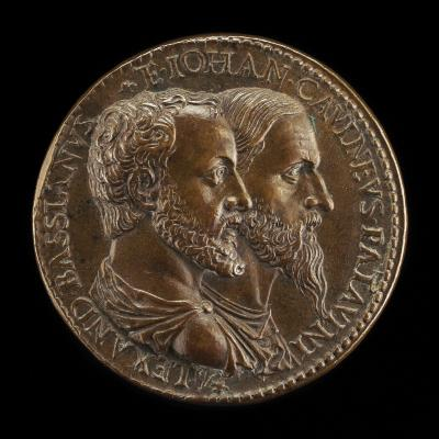 Image for Alessandro Bassiano and the Medallist [obverse]; Genius Sacrificing [reverse]