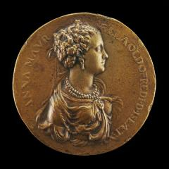 Image for Anna Maurella Oldofredi d'Iseo [obverse]; The Judgment of Paris [reverse]