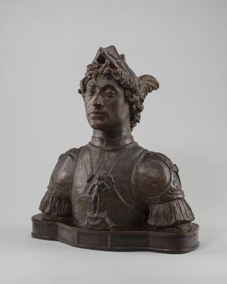 Image for Bust of a Warrior