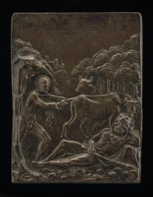 Image for Cacus Stealing the Cattle of Geryon from Hercules